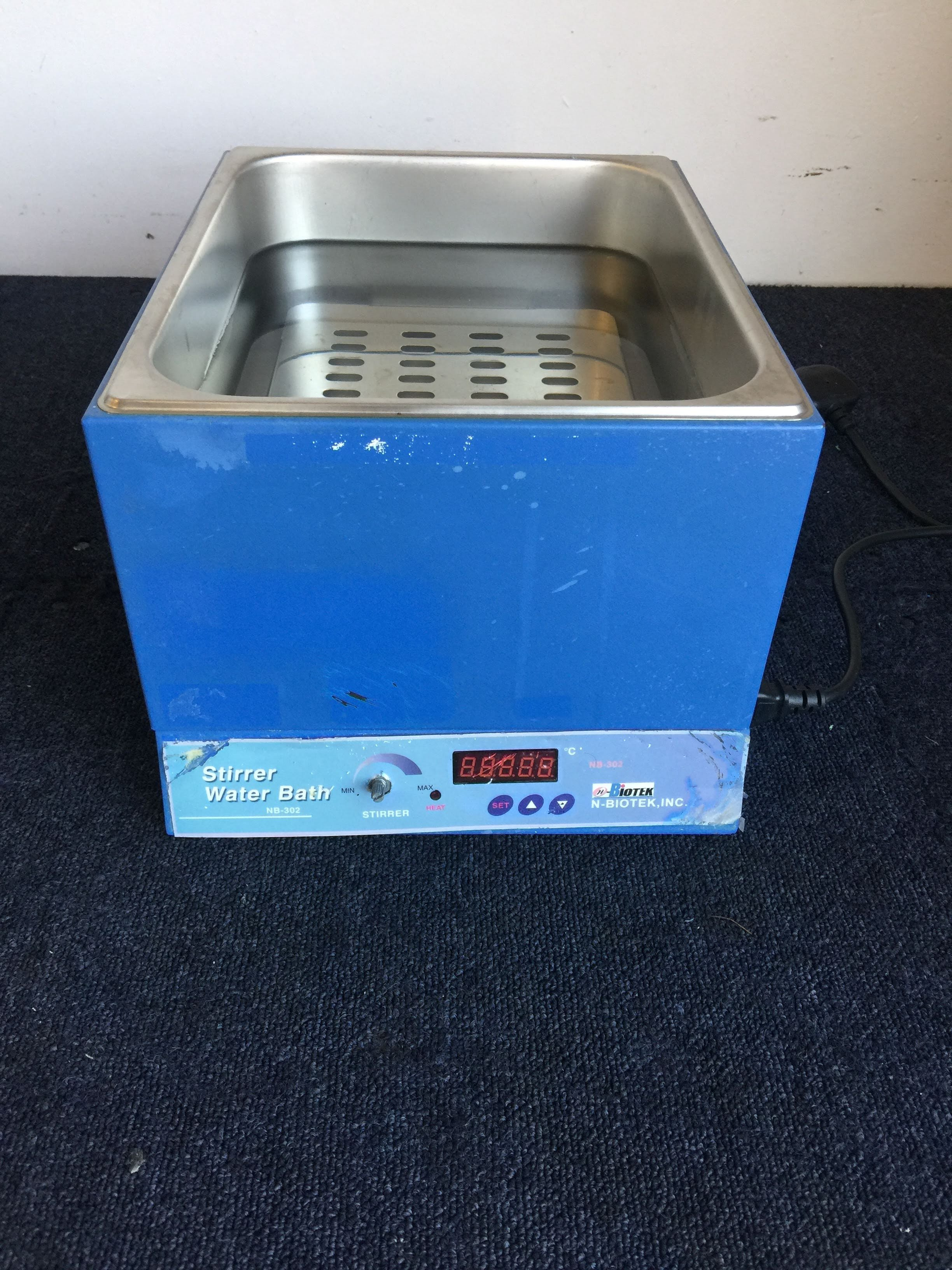 NBiotek 302 Stirrer Water Bath