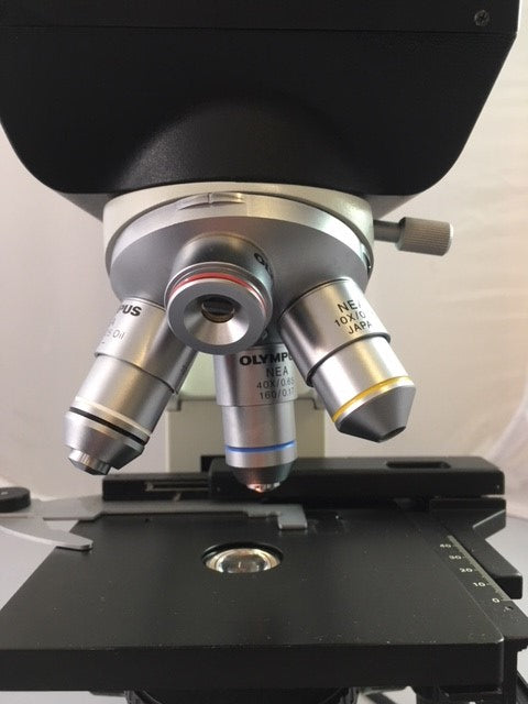 Olympus CH20 Biological Medical Microscope