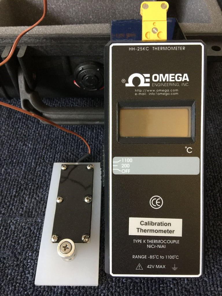 Omega CT202 Calibration Thermometer