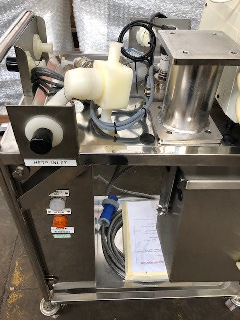 Pall Advanced Separation Systems Column Packing Test Rig