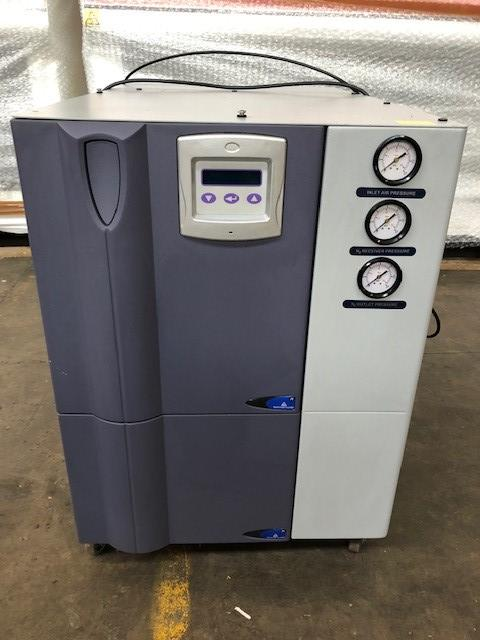 Parker Domnick Hunter LC-MS 20-1 Nitrogen Gas Generator - Richmond Scientific