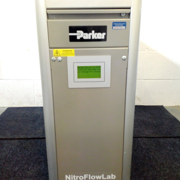 Parker Nitroflow Lab Mobile Nitrogen Gas Generator for LC/MS
