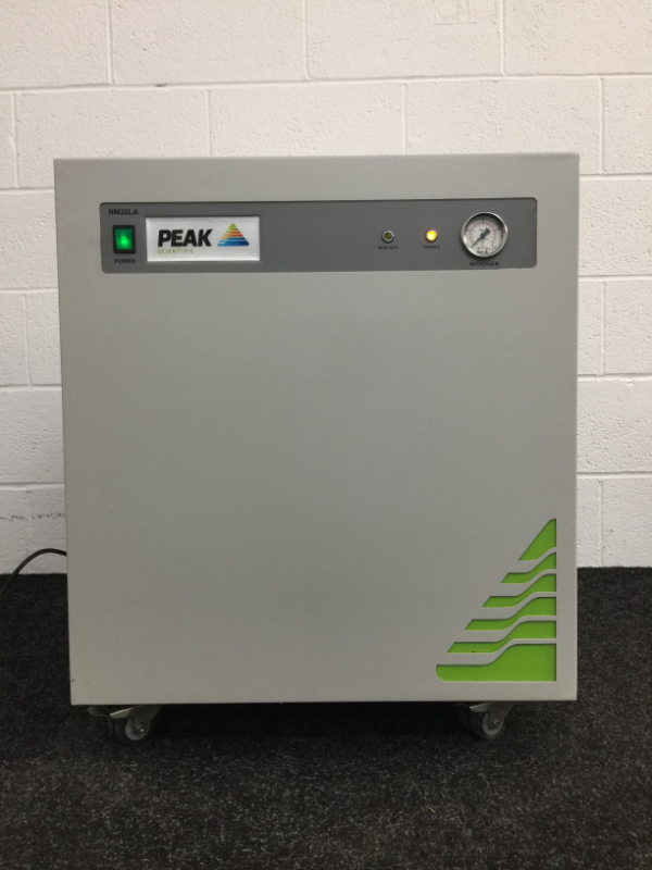 Peak Scientific Genius NM32LA Nitrogen Gas Generator - Richmond Scientific