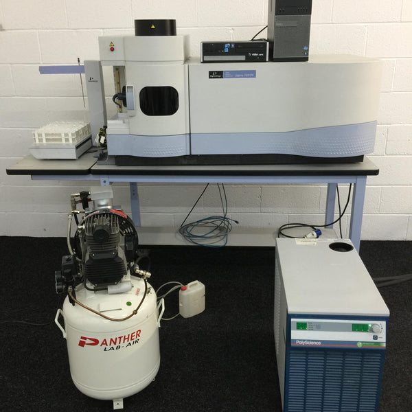 Perkin Elmer ICP/OES Optima 7300DV and Autosampler