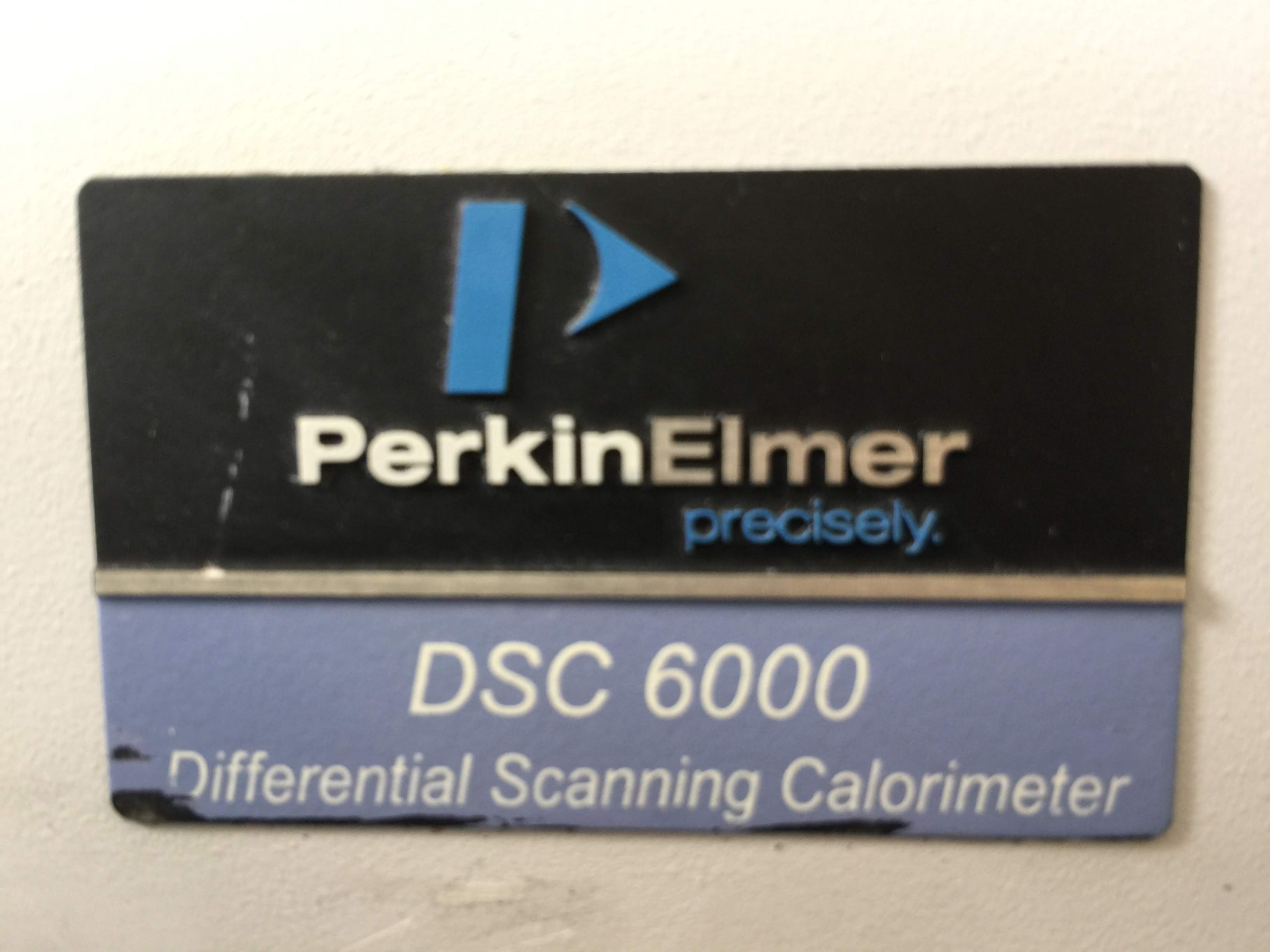 Perkin Elmer Precisely DSC 6000