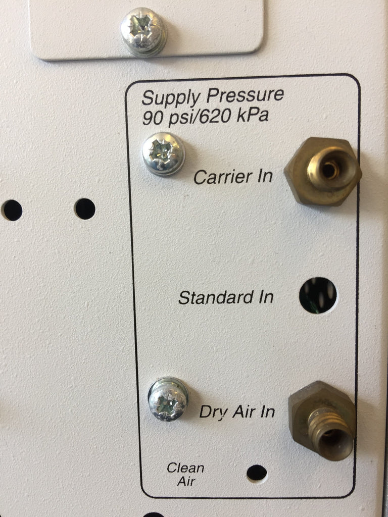 Carrier, Standard & Dry Air In