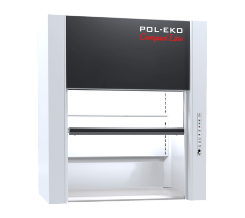Pol-Eko 1200 Tabletop Compact Line Fume Hood - Richmond Scientific
