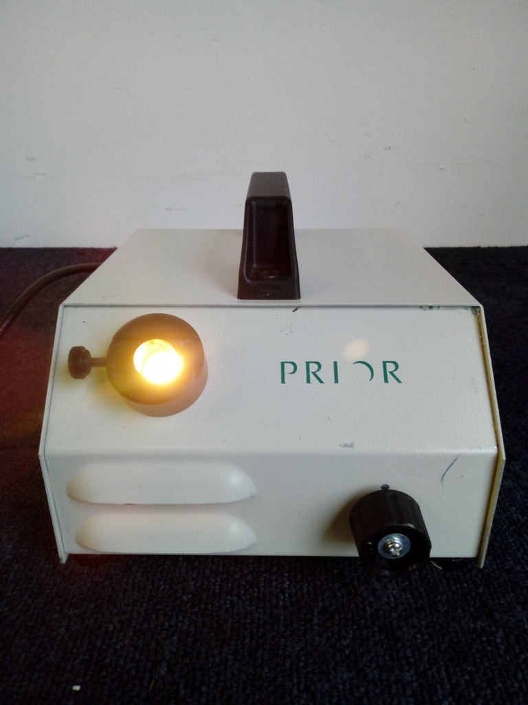 Prior CL150 Fiber Optic Cold Light Illuminator 150W Microscope