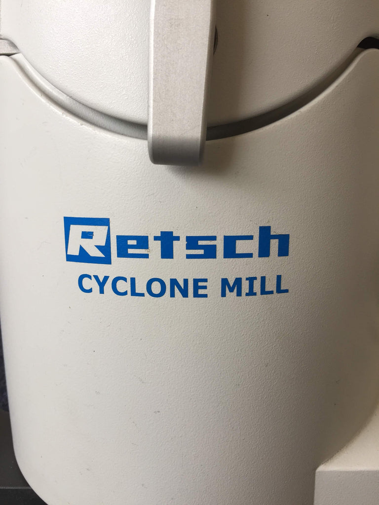 Retsch Twister Cyclone Mill