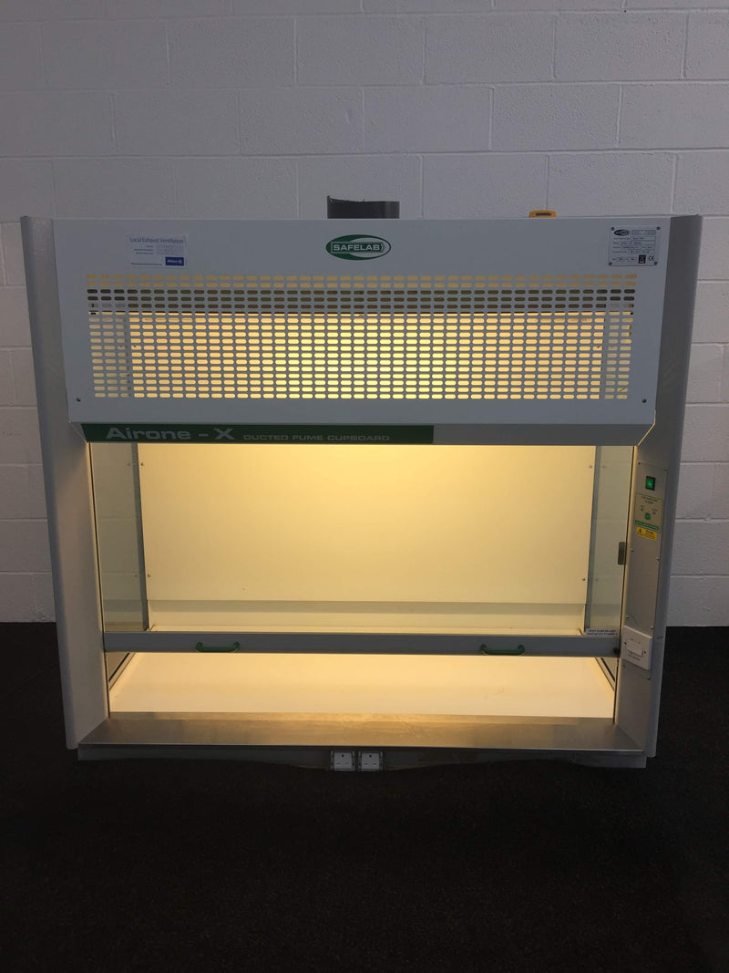 Safelab Airone 1500X Ducted Fume Cupboard