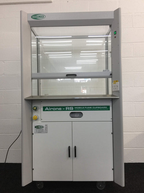 Safelab Airone - 1000RS Mobile Fume Cupboard - Richmond Scientific