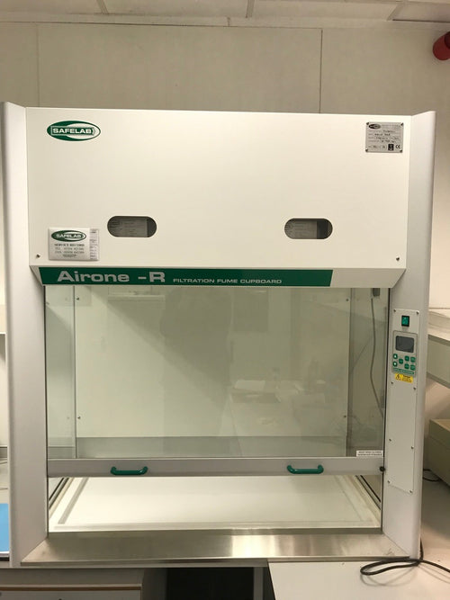Safelab Airone - R Filtration Fume Hood - Richmond Scientific