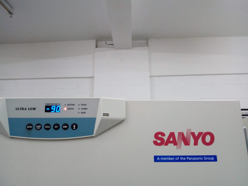 SANYO MDF-U76V -86 VIP Ultra Low Freezer