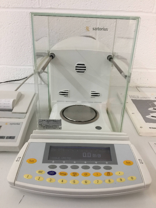 Sartorius ME414S Analytical Balance - Richmond Scientific