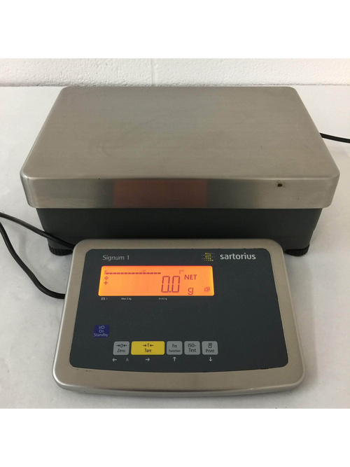 Sartorius Signum 1 Digital Scale Precision Balance - Richmond Scientific