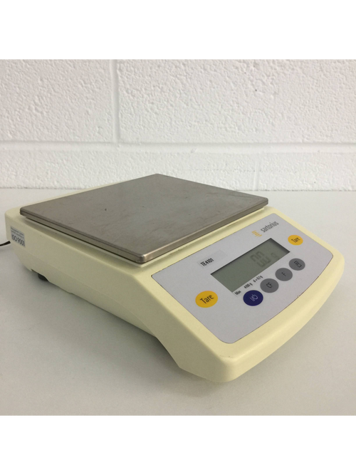 Sartorius TE4101 - Top Loading Analytical Balance - Richmond Scientific