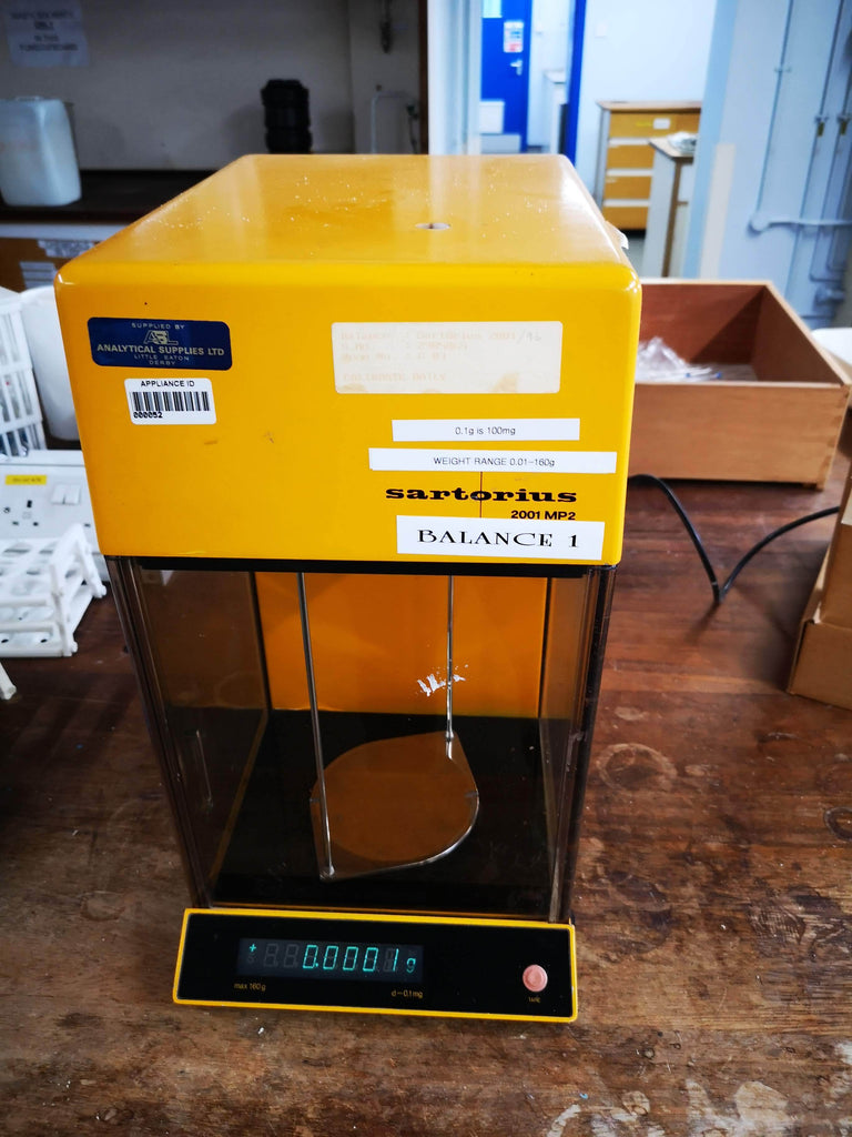 Sartorius 2001 MP2 Analytical Balance