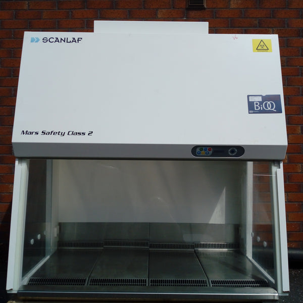 Scanlaf Mars 1200 Class II Safety Cabinet