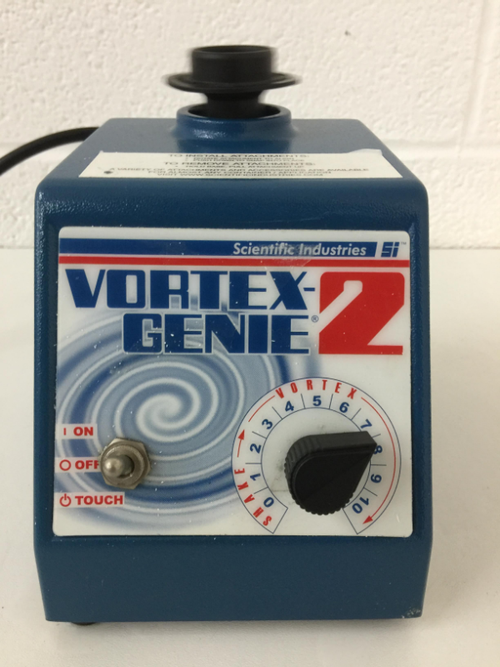 Scientific Industries Vortex Genie 2 Vortex Mixer - Richmond Scientific