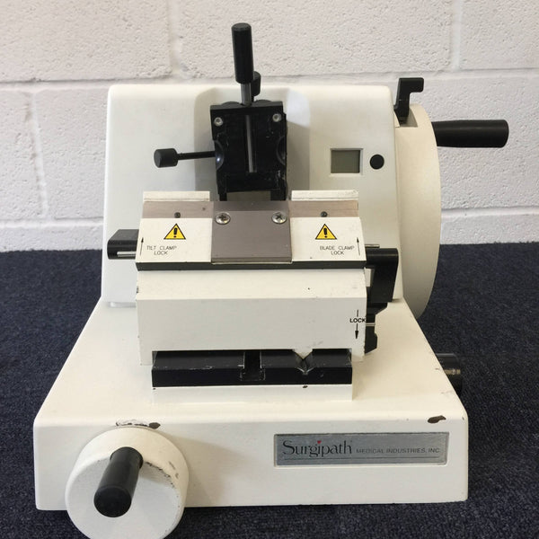 Surgipath Medical Industries INC 04800 Rotary Microtome
