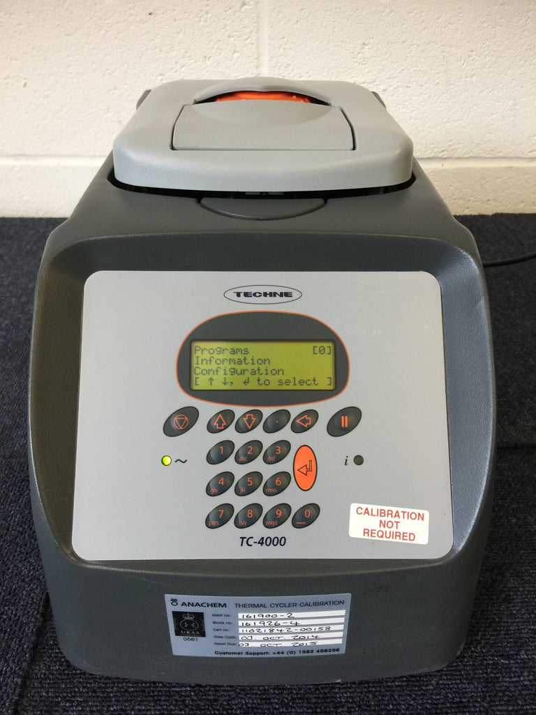 Techne TC-4000 FTC4/H02 Thermal Cycler 161900-2