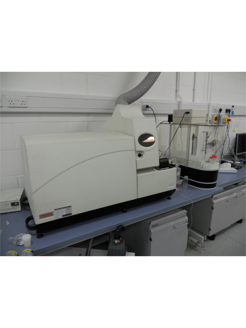 Thermo Fisher XSeries 2 ICP-MS - Richmond Scientific