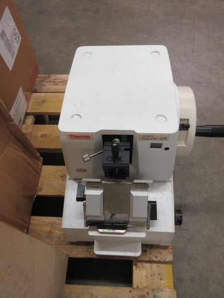 Thermo Scientific Shandon Finesse 325 Manual Microtome