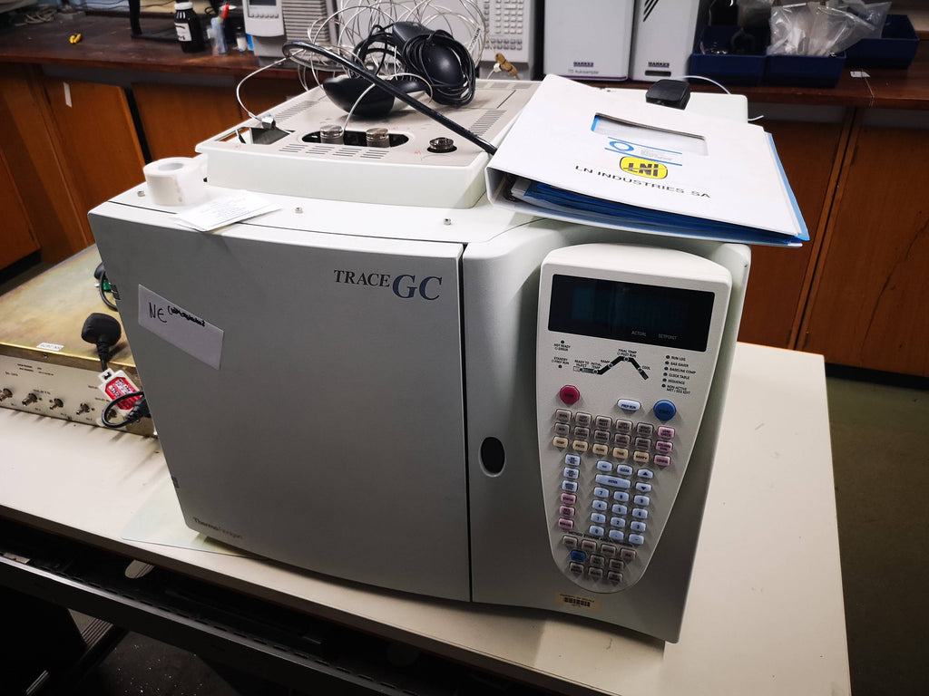 Thermo Trace Gas Chromatograph