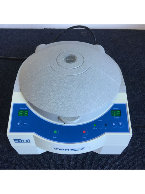 VWR Micro 2416 Centrifuge - Richmond Scientific