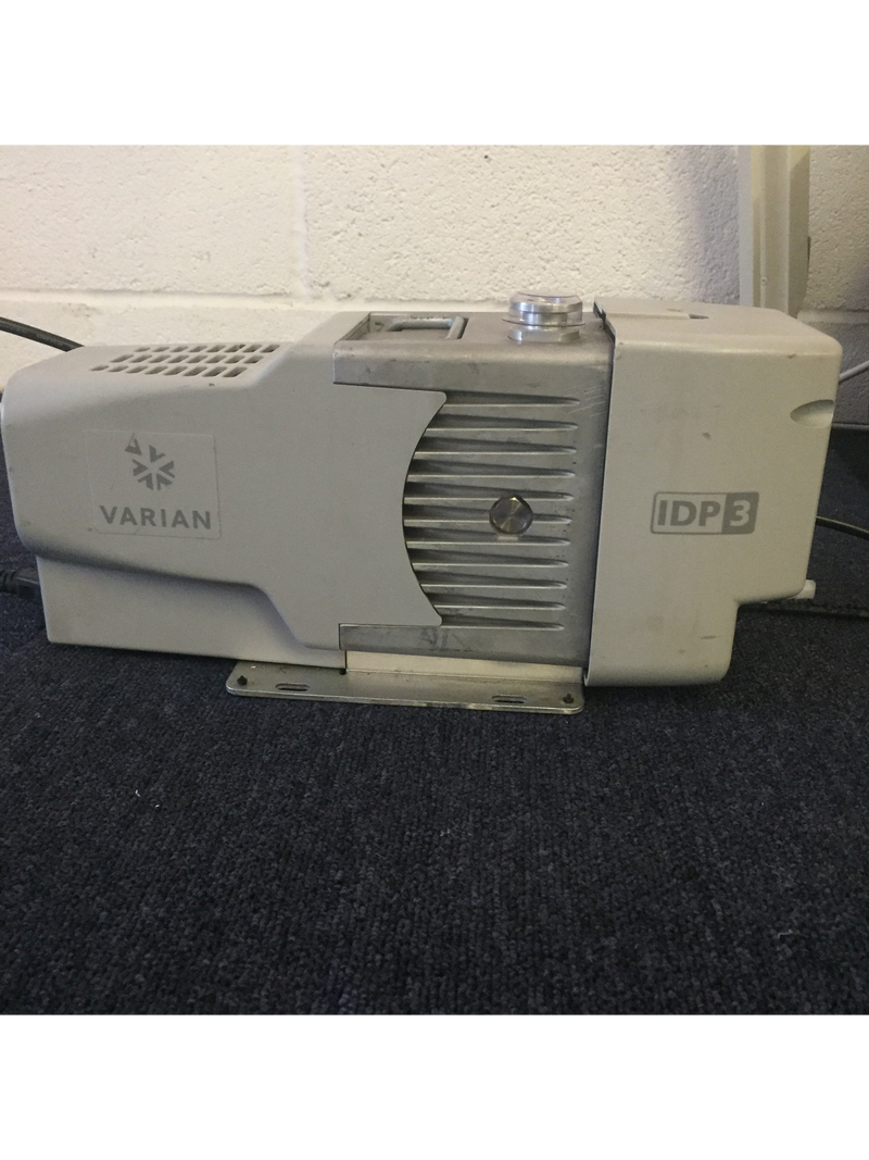 Varian IDP3 Pump - Richmond Scientific
