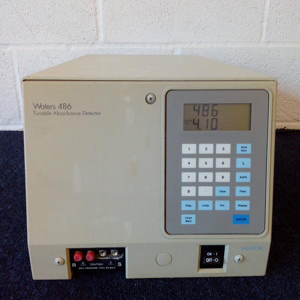 Waters 486 Tunable Absorbance Detector