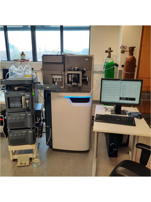 Waters SYNAPT G2-Si System Mass Spectrometer + Acquity UPLC I-Class Core Sys w/ SM-FTN - Richmond Scientific