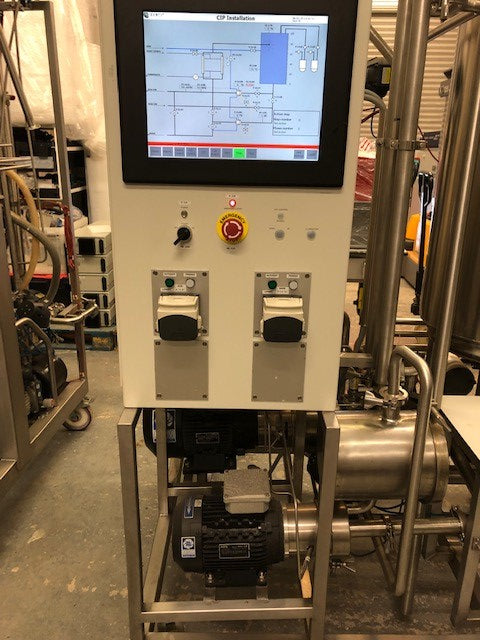 Applikon Biotechnology Mobile CIP0002 SKID 150L (12049841) - Richmond Scientific
