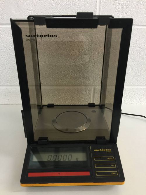 Sartorius A120S Analytical Laboratory Balance - Richmond Scientific