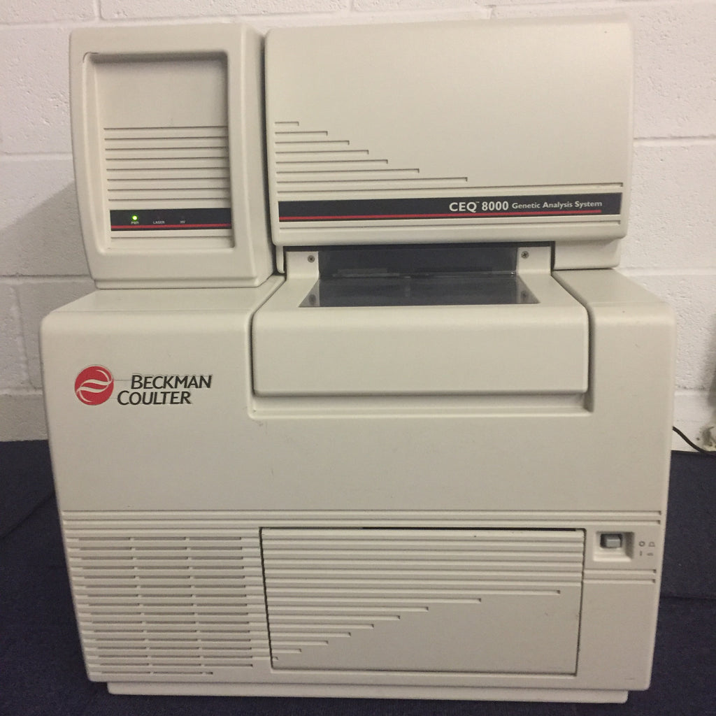 Beckman Coulter CEQ 8000