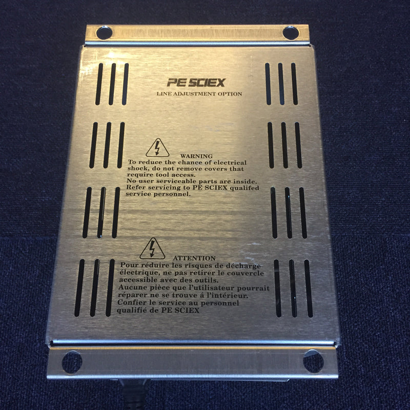 PE SCIEX Line Adjustment Option Assy 014179 - Richmond Scientific