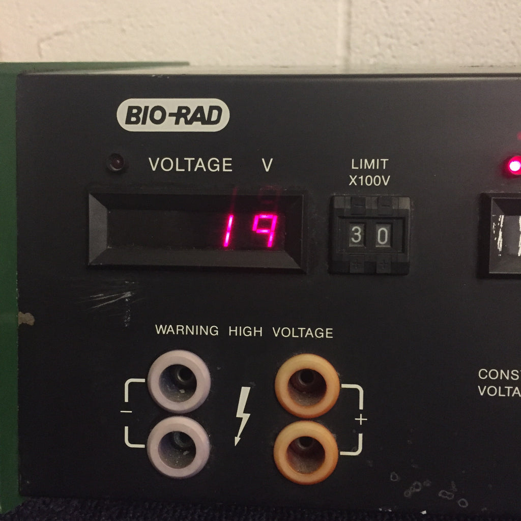 Bio-Rad Model 3000/300 Power Supply