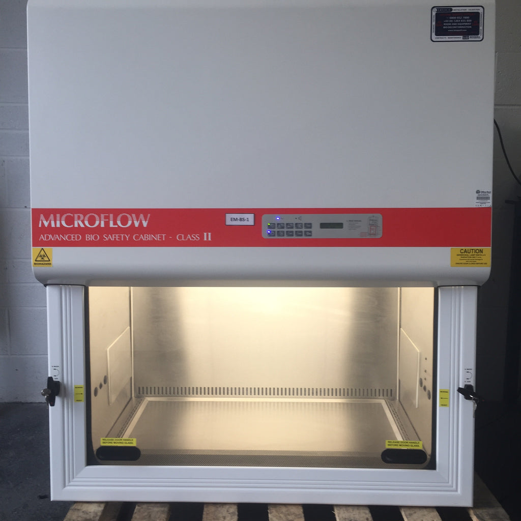 Microflow Class 2 Advanced Bio Safety Cabinet