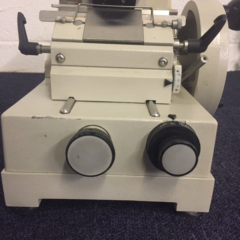 Bright 5040 Microtome - Richmond Scientific