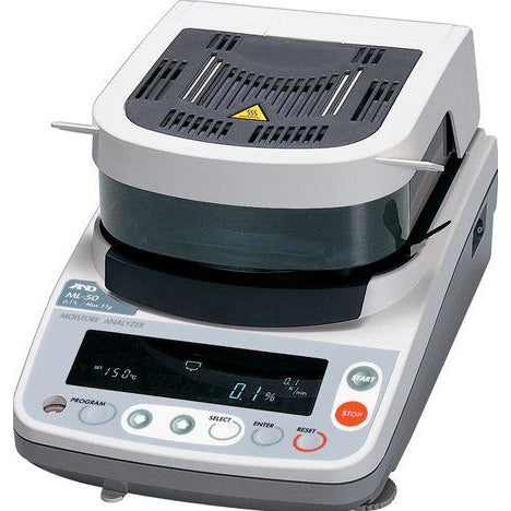 A&D Analytical Moisture Balance ML-50 - Richmond Scientific