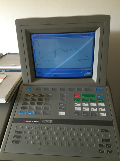 Perkin Elmer FTIR Paragon 1000 - Richmond Scientific