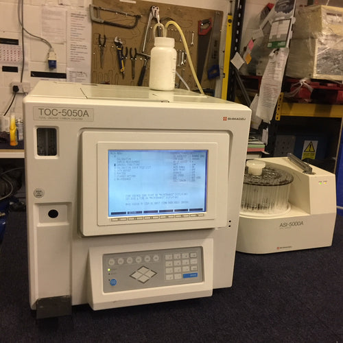 Total Organic Carbon Analyser 5050-A with Autosampler