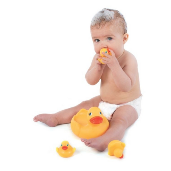 Playgro | Bath Duckie Family