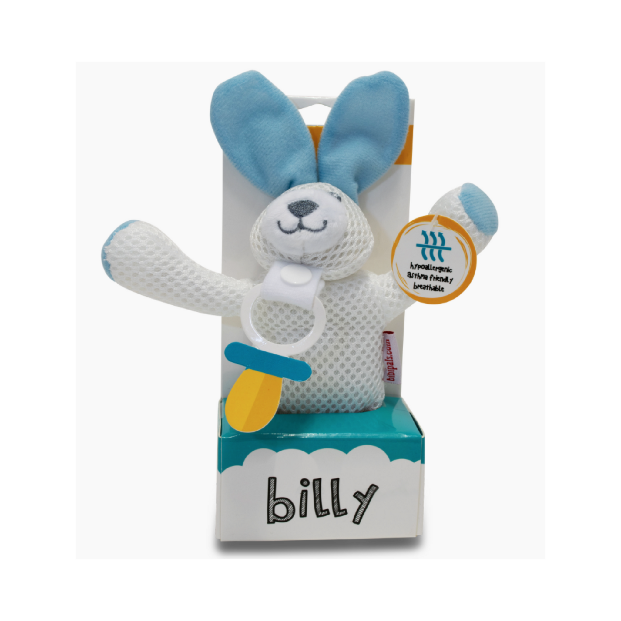 Bibipals Blue Bunny - BILLY