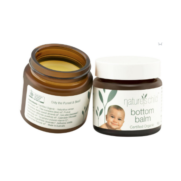 Nature's Child | Organic Bottom Balm 45g