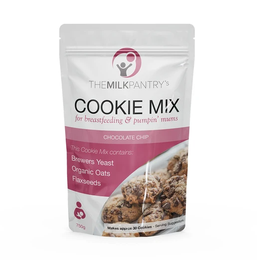 The Milk Pantry | Choc Chip Cookie Mix