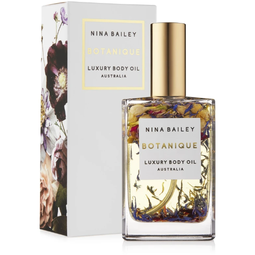 Nina Bailey | Botanique Luxury Body Oil