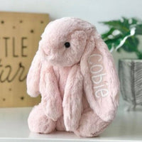 Personalised Jellycat Bunny - Blush