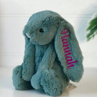 Personalised Jellycat Bunny - Forest