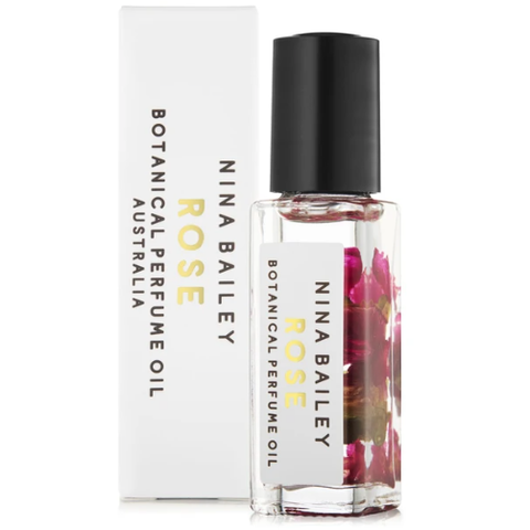 Nina Bailey | Rose Oil Perfume